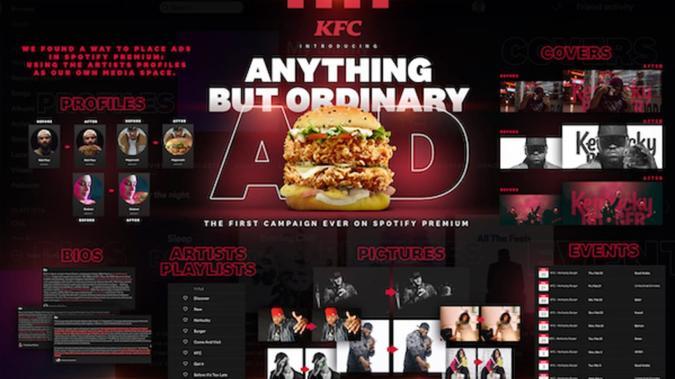 Memac Ogilvy for KFC Middle East