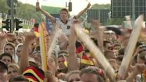 World Cup 2014: Germany Celebrates Win Over France