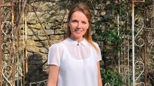 Spice Girl Geri Horner becomes English teacher for 'Celebrity Supply Teachers'