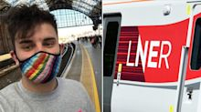 Train company apologises to non-binary passenger for 'welcome ladies and gentlemen' message