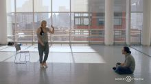 Amy Schumer Pitches Lin Manuel Miranda a 'Hamilton' Parody, and It's Terrible