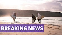 Man rushed to hospital after shark attack at popular WA beach