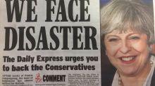 ¿Te quejas de la falta de imparcialidad periodística en tu país? Espera a ver cómo cubre sus elecciones la prensa amarilla británica