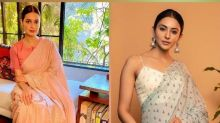 Dia Mirza Or Rakul Preet Singh, Whose Handloom Saree Will You Choose For The Next Formal Event?