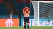 Morata no era el problema español