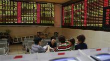 Saham China dibuka balik melemah dari kenaikan tajam sesi sebelumnya