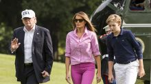 Melania Trump revives J.Crew as the first lady uniform