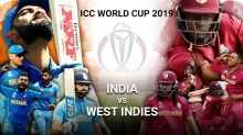 India vs West Indies Live Cricket Score, World Cup 2019 Live Match Score Online: Kohli, Dhoni guide India to 268/7