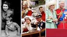Best photos of Prince Charles to mark his 70th