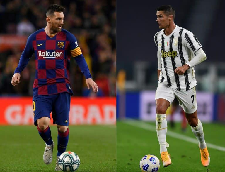 Messi V Ronaldo Man Utd Haaland Champions League Storylines To Watch