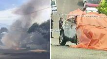 Three children under 10 dead in Brisbane car fire