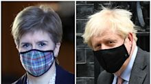4 key differences between Scotland and England's lockdown rules