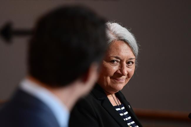 Mary Simon installed as 30th Governor General, first Indigenous person to hold role