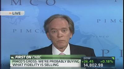 Bond investors should bank on Yellen: Bill Gross