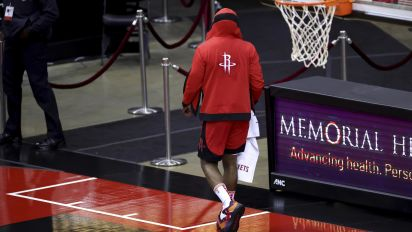 Harden speaks for first time since trade to Nets