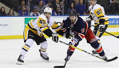 NHL: Pittsburgh beendet Niederlagenserie