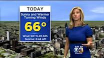 Katie's Thursday Morning Forecast: April 2, 2015