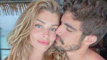 Grazi e Caio Castro negam boatos de crise no relacionamento