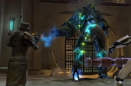 SWTOR's Scum and Villainy operation charges up nightmare mode