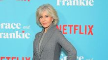 Jane Fonda Isn't Going to Have More Plastic Surgery: 'I'm Not Going to Cut Myself Up Anymore'