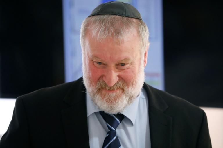 """Israeli Attorney General Avichai Mandelblit has said that he made the decision to indict Prime Minister Benjamin Netanyahu with a """"heavy heart"""""""
