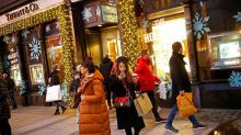 Tiffany holiday sales fall as dollar crimps Chinese tourists' spending