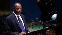 Guinée: Alpha Condé accepte de se porter candidat pour un troisième mandat