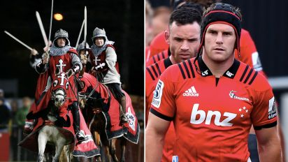 Crusaders mull name change after NZ shooting