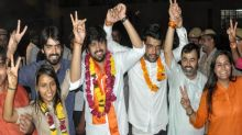 Fake Vs original; Trouble for the DUSU President as allegations of fake documents rises