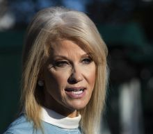 Kellyanne Conway tussles with CNN's Wolf Blitzer over clip of her husband