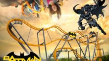 Free-Fly Coaster, Batman™: The Ride to Open at Six Flags Discovery Kingdom in 2019