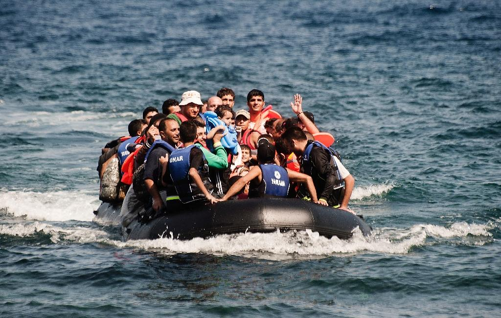 The International Organisation for Migration says over 2,800 people have died or are missing in the Mediterranean since the beginning of the year as the region deals with an influx of refugees
