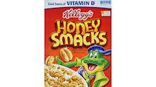 Kellogg's Honey Smacks Cereal Recalled After Salmonella Outbreak Leaves 24 People Hospitalized