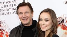 Olivia Wilde Loves Birthday Boy Liam Neeson From Head to Toe, as This Resurrected Viral Meme Shows