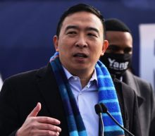 Andrew Yang accused of 'Michael Scott levels of cringe and insensitivity' at forum with LGBTQ group