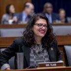 Rashida Tlaib: Trump impeachment hearings 'very liberating'