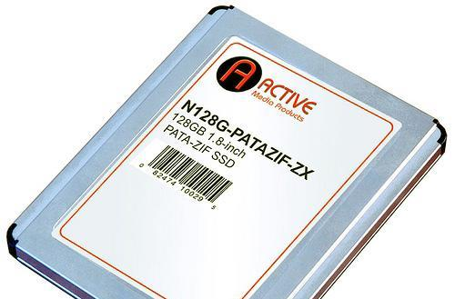 Active Media Products adds 128GB model to SaberTooth ZX 1.8-inch SSD series
