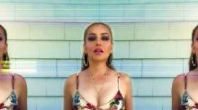 Thalía disfruta el verano con este sexy bikini y quiere imponer de nuevo la moda ochentera; mírala