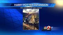 Universal confirms new Harry Potter attractions