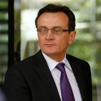 "Under fire in EU, AstraZeneca CEO says ""hopefully"" will meet vaccine supply goals"