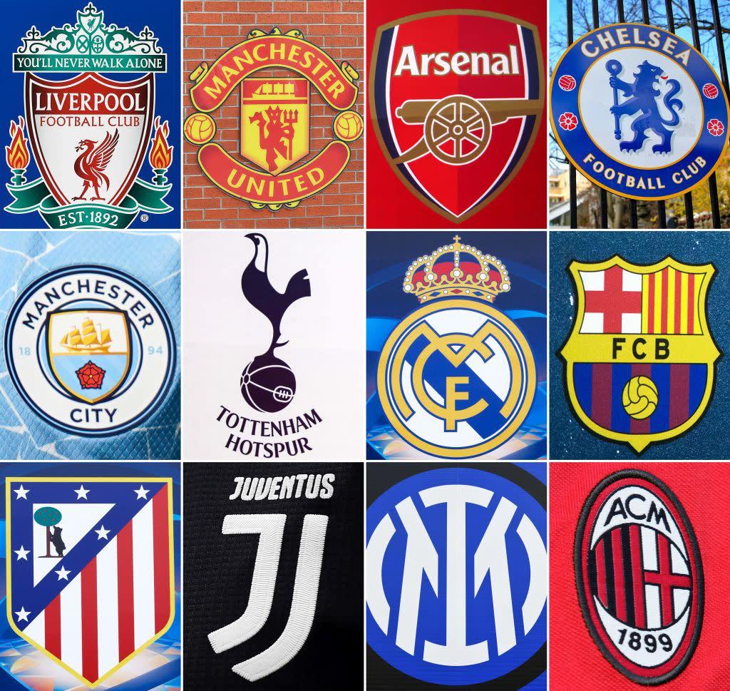UEFA禁歐超聯球員踢世盃