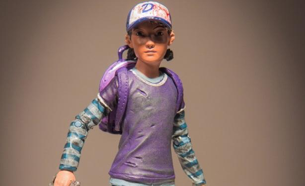 Clementine action figure from McFarlane Toys coming soon