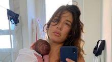 Giselle Itié desabafa sobre puerpério: 'É enlouquecedor não dormir'