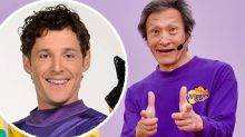 Original purple Wiggle Jeff Fatt replaces new dad Lachy Gillespie