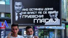 Menor participación en los comicios macedonios de la COVID-19 pero sin descalabro