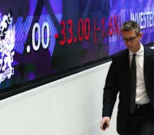 FTSE 100 melts down as US COVID-19 cases in focus