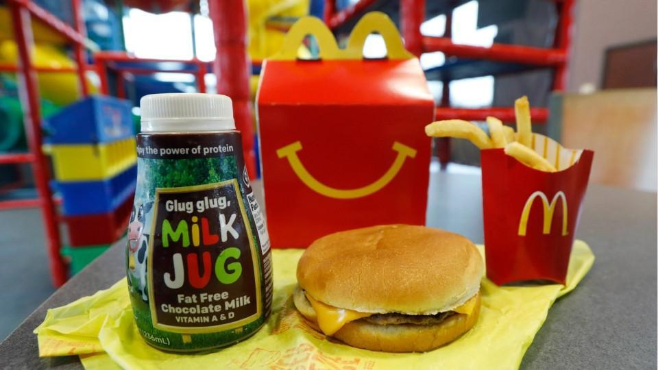 How many calories are in a Shamrock Shake? Let's compare it to a Big Mac
