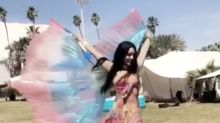 Vanessa Hudgens honors canceled Coachella opening weekend with throwback photo: 'I felt like a fairy'