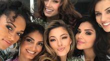 Mira lo que andan haciendo las concursantes en Miss Universo