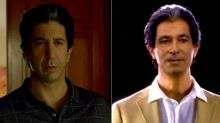 Fans are comparing the Rob Kardashian hologram to David Schwimmer
